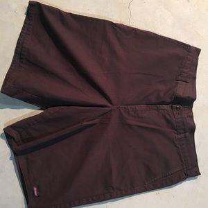 Dickies - Brown shorts- Men's- Size 40- USED